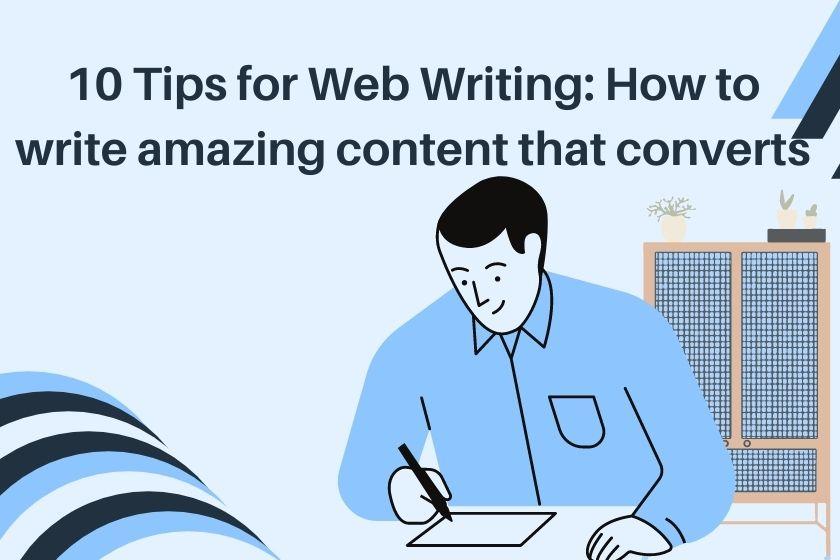 10 tips for web writing blog
