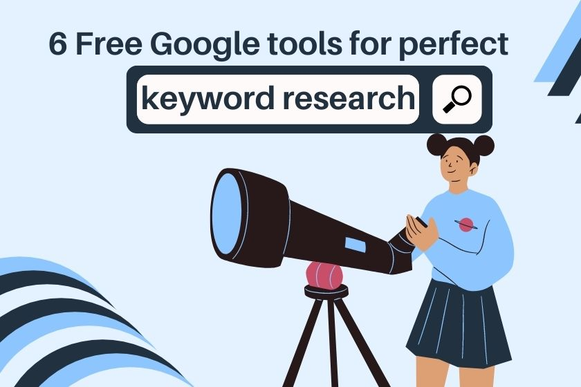 Google tools for keyword research