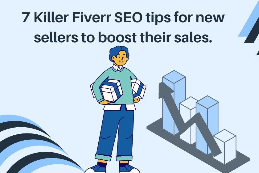 Fiverr SOE tips for new sellers