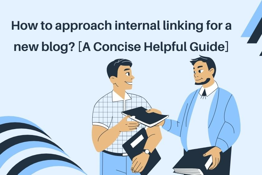 internal linking for a new blog