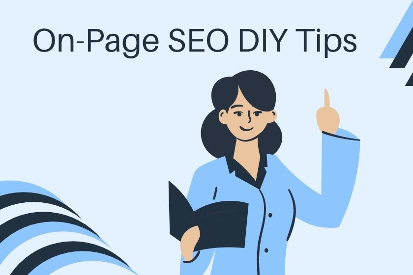 DIY SEO Tips for On-Page SEO