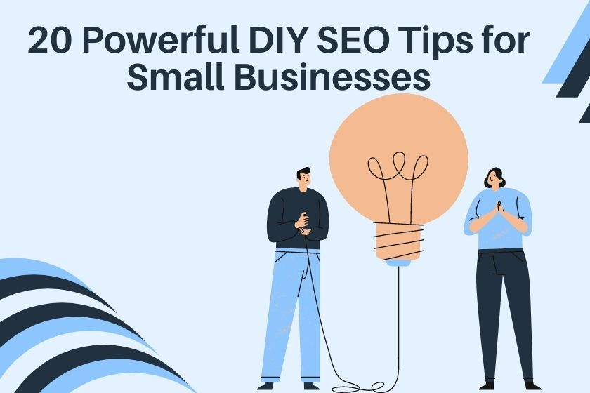 DIY SEO Tips For Small Businesses