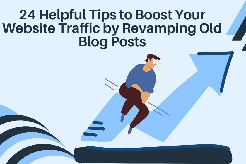Revamping old blog posts